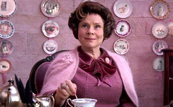 DIY Dolores Umbridge Halloween Costume Idea