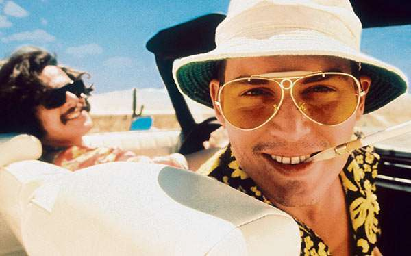 DIY Fear and Loathing Hunter S. Thompson Costume