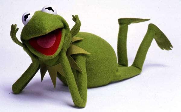 DIY Kermit the Frog Costume