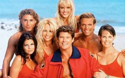 DIY Baywatch Costume