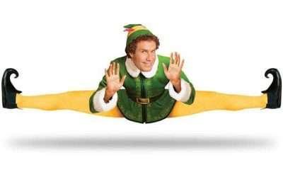 DIY Buddy the Elf Costume