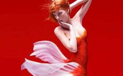 DIY Goldfish Costume