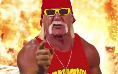 DIY Hulk Hogan Costume