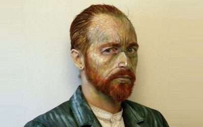 DIY Vincent van Gogh Costume