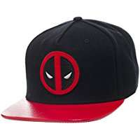DIY Deadpool Halloween Costume Idea - Cap