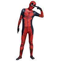 DIY Deadpool Halloween Costume Idea - Suits