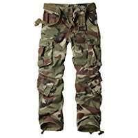 DIY Halloween Costume Idea - Army Pants