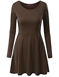 DIY Halloween Costume Idea - Brown Dresses
