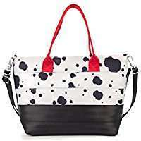 DIY Halloween Costume Idea - Dalmatian Bags
