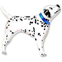 DIY Halloween Costume Idea - Dalmatian Balloon