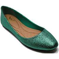 DIY Halloween Costume Idea - Flat Green Shoes
