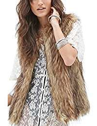 DIY Halloween Costume Idea - Fur Vest