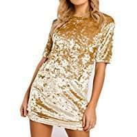 DIY Halloween Costume Idea - Golden Dress
