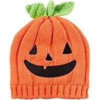DIY Halloween Costume Idea - Pumpkin Hat