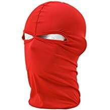 DIY Halloween Costume Idea - Red Masks
