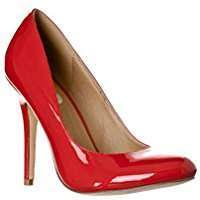 DIY Halloween Costume Idea - Red Pumps