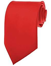 DIY Halloween Costume Idea - Red Ties