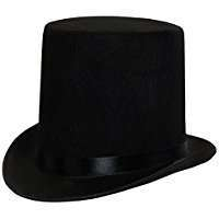 DIY Halloween Costume Idea - Top Hats