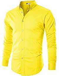 DIY Halloween Costume Idea - Yellow Shirts
