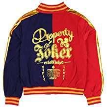 DIY Harley Quinn Halloween Costume Idea - Bomber Jacket