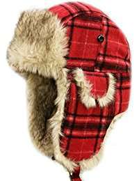 DIY Hunter Halloween Costume Idea - Fur Hat