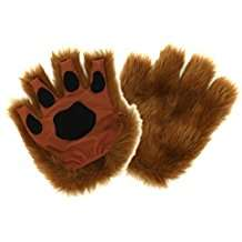 DIY Lion Halloween Costume Idea - Paws