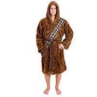 DIY Star Wars Chewbacca Halloween Costume Idea - Bathrobe