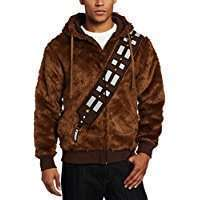 DIY Star Wars Chewbacca Halloween Costume Idea - Hoodie