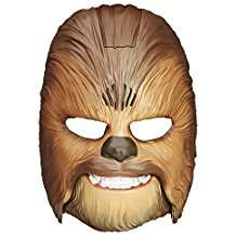 DIY Star Wars Chewbacca Halloween Costume Idea - Mask