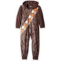 DIY Star Wars Chewbacca Halloween Costume Idea - Onesie