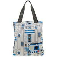 DIY Star Wars R2D2 Halloween Costume Idea - Bags