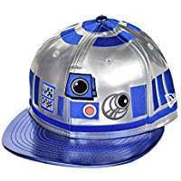 DIY Star Wars R2D2 Halloween Costume Idea - Hat