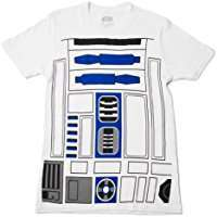 DIY Star Wars R2D2 Halloween Costume Idea - Shirt