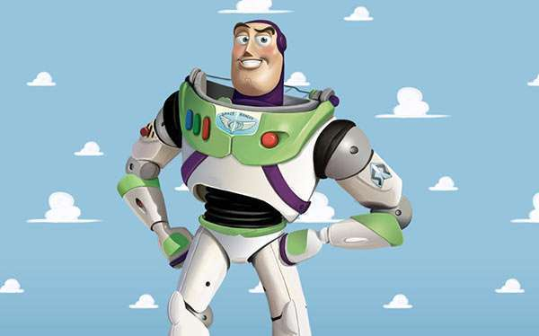 DIY Toy Story Buzz Lightyear Costume