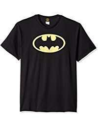 DIY Batman Halloween Costume Idea - Shirt