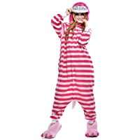 DIY Cheshire Cat Halloween Costume Idea - Onesie