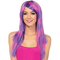 DIY Cheshire Cat Halloween Costume Idea - Wig