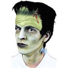 DIY Frankenstein Halloween Costume Idea - Headpiece