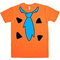 DIY Fred Flintstone Halloween Costume Idea - Shirt