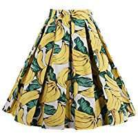 DIY Halloween Costume Idea - Banana Skirt