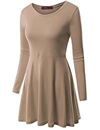 DIY Halloween Costume Idea - Beige Dress