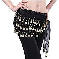 DIY Halloween Costume Idea - Belly Dance Belt