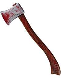 DIY Halloween Costume Idea - Bloody Axe