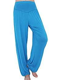 DIY Halloween Costume Idea - Blue Harem Pants
