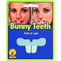 DIY Halloween Costume Idea - Bunny Teeth
