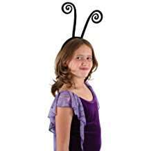 DIY Halloween Costume Idea - Butterfly Headband