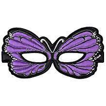 DIY Halloween Costume Idea - Butterfly Mask