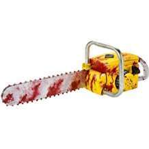 DIY Halloween Costume Idea - Chainsaw