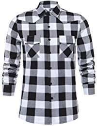 DIY Halloween Costume Idea - Checked Shirt