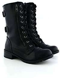 DIY Halloween Costume Idea - Combat Boots W